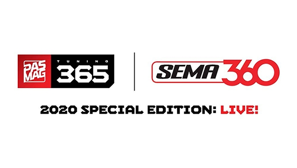 Tuning 365 Show Goes LIVE With SEMA 360 Coverage November 5th
