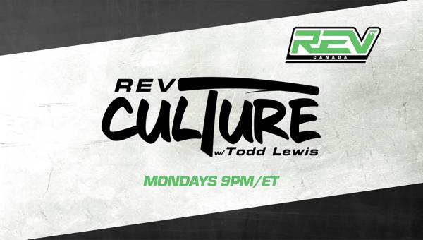 Original Series REV Culture with Todd Lewis Debuts December 28th on REV TV Canada